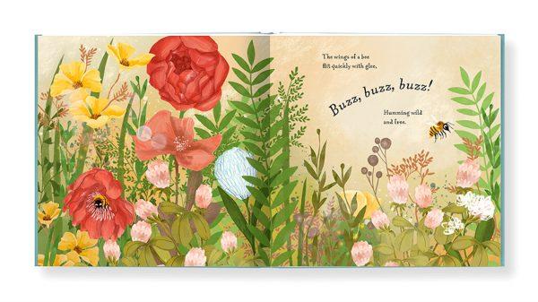 nature parade book spread